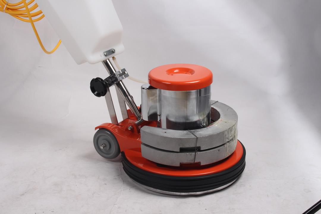 小先生牌6头地坪研磨机硬化地坪专用