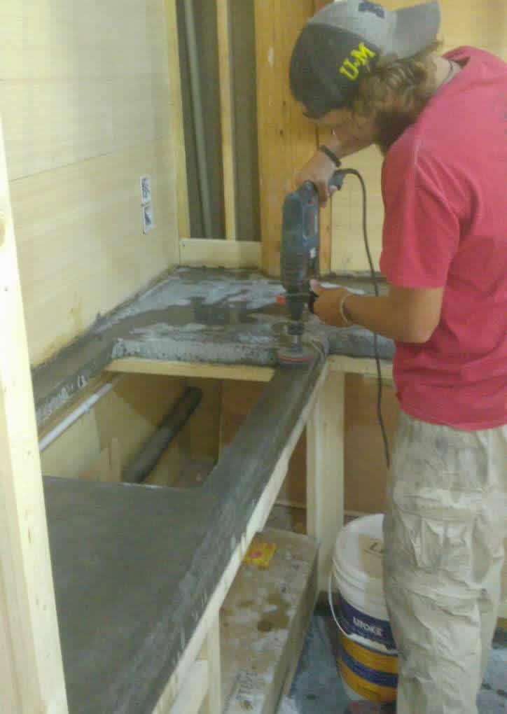 力特克混凝土密封固化剂海外市场应用案例