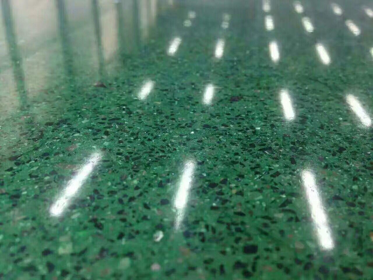 混凝土染色剂地坪