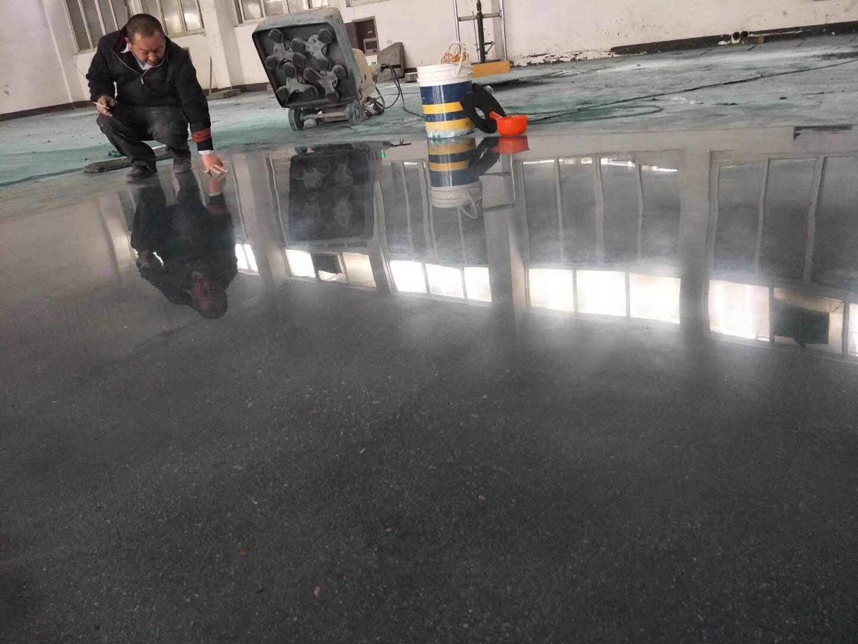 混凝土密封固化剂地坪多少钱一平方?