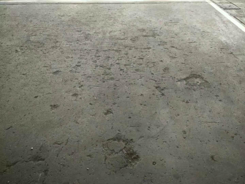 旧地坪翻固化处理