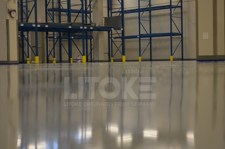 力特克混凝土密封固化剂地坪