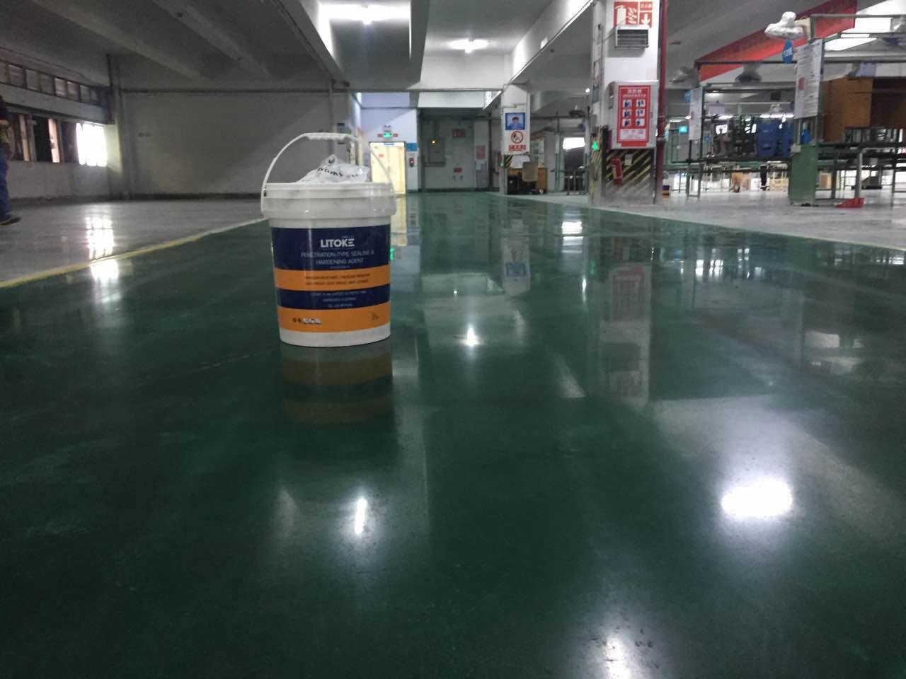水泥地面染色剂