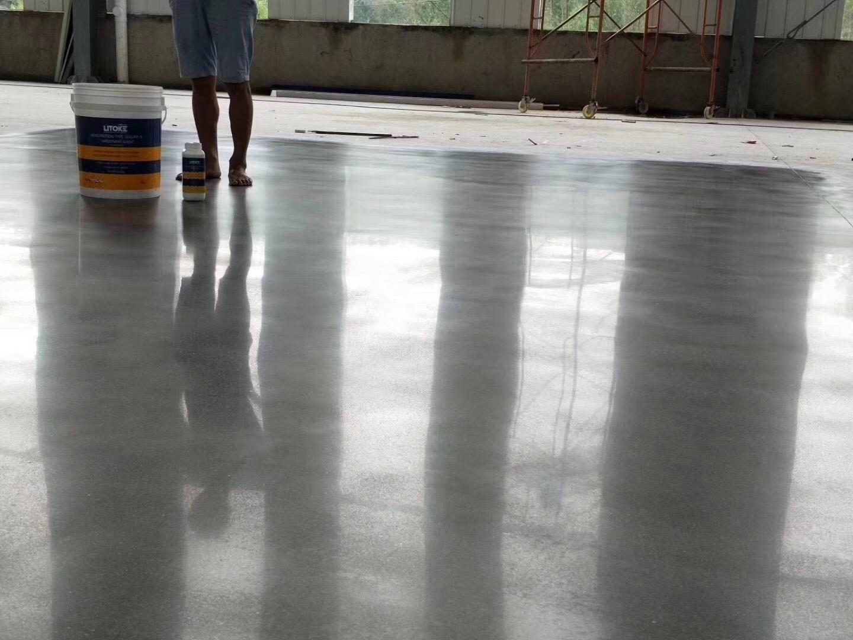 混凝土密封固化剂地坪的10大特点